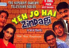 Yeh Jo Hai Zindagi - One of the best Sitcoms ever made!