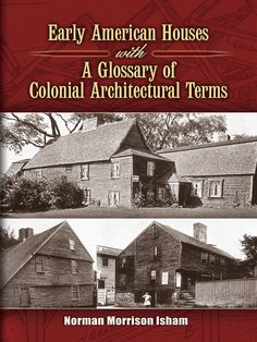 1000 images about first period early american on for Early american house styles