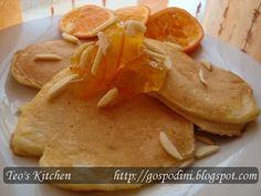 Clatite americane - reteta de baza - Retete culinare by Teo's Kitchen Breakfast Recipes, Snack Recipes, Snacks, Pinterest Recipes, Mai, Pancakes, Chips, Food, Snack Mix Recipes