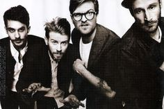 """Cold War Kids - """"Hang Me Up To Dry"""" & """"We Used To Vacation"""" + """"Relief"""" = My 3 Bad-day-get-better Songs :3"""