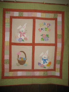 2010 Easter Quilt
