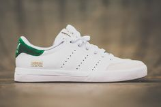 """adidas Skateboarding Lucas Puig LTD """"Stan Smith"""": Skateboarder Lucas Puig's first official pro model from adidas Skateboarding is here, and to get All White Shoes, White Sneakers, Adidas Sneakers, Sneakers Fashion, Fashion Shoes, Mens Fashion, Snicker Shoes, Nike Outlet, Mens Clothing Styles"""