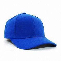 Printed Baseball Cap, Made of 100% Cotton