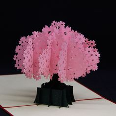 """КенгуруСП - 3D открытка """"Великолепные вишни"""" руб"""