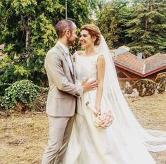 O Casamento de Raquel Strada: As Fotos! Elle Portugal