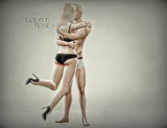 Sims 4 CC's - The Best: COUPLE POSE by Empire Sims
