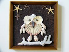 Seashell Wall Decor - Website