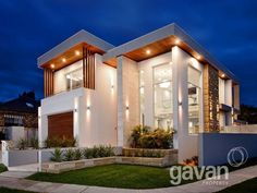 Photo of a house exterior design from a real Australian house - House Facade photo 6879001