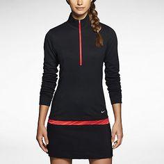 Nike Wool Half-Zip Women's Golf Sweater