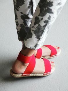 Free People Amore Stretch Sandal, $78.00