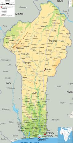 501 Best Maps Africa & African Countries images