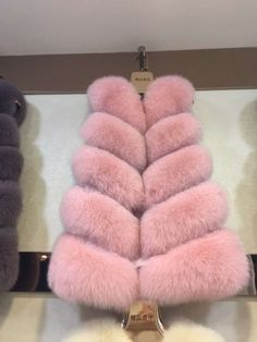 100% Real Whole Fox Fur Vest Gilet Fashion Waistcoat Lady's Winter Jacket New