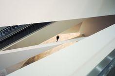 The Man Between The Lines    Tel Aviv Museum of Art - Herta and Paul Amir Building / Preston Scott Cohen