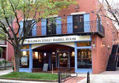 Bourbon Street Barrel Room - Tremont