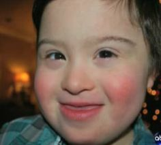 Waiter refuses one set of customers due to nasty comment made about Milo Castillo, a 5yr old with Downs Syndrome!