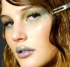 rovrsi:  make up at jpg hc s/s 2008