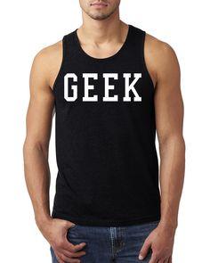 Geek Tank Top