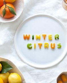 Winter Citrus / Matt Armendariz
