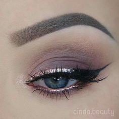 Pinterest: @m4ddymarie Human Eye, Make Me Up, Eyes, Hair Beauty, Polyvore, Makeup Tips, Makeup Eyes, Make Up Tips, Makeup Tricks