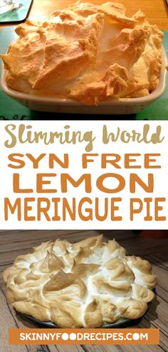 Amazing SYN FREE Lemon Meringue Pie #dessert #pie #cake #lemon #meringue #desserttable #synfree #lowsyn #slimmingworld #glutenfree #dairyfree #paleo #weightwatchers #weight_watchers #lowcarb #ketogenic #amazing