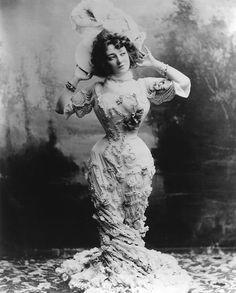 1920 Ziegfeld Follies Girls (Rare) Anna Held