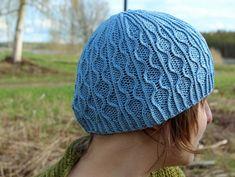 Ulla 02/12 - Ohjeet - Väreily Knitted Hats, Crochet Hats, Ravelry, Free Pattern, Knitting, Socks, Easy, Fashion, Bands