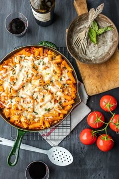 chicken-parmesan-pasta-skillet-1-of-12.jpg 736 × 1111 bildepunkter