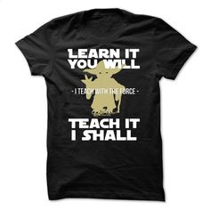 Yoda Shirt T Shirts, Hoodies, Sweatshirts - #dress shirts #mens t shirt. ORDER…