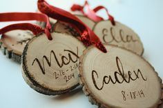 Wood burned memorial ornament for pregnancy, infant, and child loss. Christmas Presents, Christmas Ideas, Christmas Ornaments, Wood Burning Crafts, Wood Crafts, Memorial Ideas, Feeling Broken, Child Loss, Memorial Ornaments