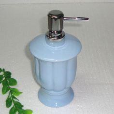 Fashion 300ml detergent dispenser ceramic hand sanitizer bottle pottery soap dispenser bathroom soap dispensers bath accesso $22.67