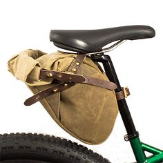 Wakemup Rolltop Bike Bag