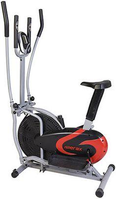 Merax Elliptical Bike Cross Trainer