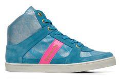 Adona mid Pantofola d'Oro (blau) : stets kostenlose Lieferung Ihrer Sneaker Adona mid Pantofola d'Oro bei Sarenza