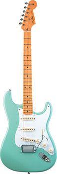 Fender American Vintage '57 Stratocaster. (Surf Green)