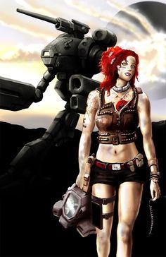 Natasha by shortpainter.deviantart.com on @DeviantArt