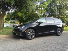 Review: Chrysler Pacifica 2017 Limited: elegante, cómoda y con tecnología de avanzada