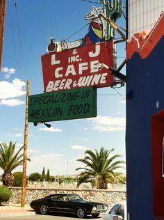 L&J's Cafe in El Paso, TX