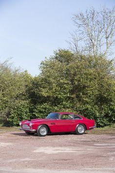 1960 Aston Martin DB4 - Series 1 Saloon