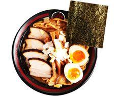 渋谷「ラーメン凪 煮干王」 : 煮干しラーメン