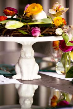 Hippity Hop   Celebrate Easter with Pottery Barn   Spring Decorations   Easter Decor