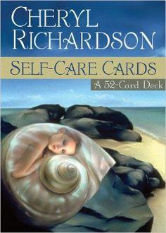 Self-Care Cards Deck by Cheryl Richardson