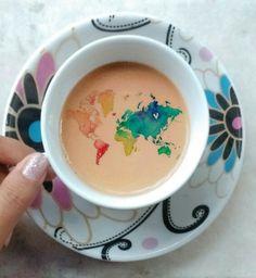 I Love Coffee, Coffee Break, Coffee Cafe, Coffee Shop, Edible Food, Coffee Drinkers, Latte Art, Food Art, Hot Chocolate