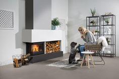 Wanders fires & stoves Smart 60 corner
