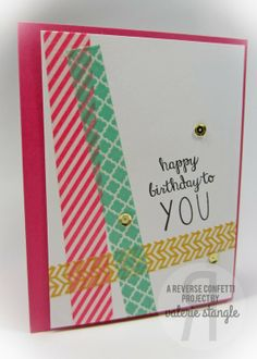 Reverse Confetti | March 8th Release | Key Words Collection: All About You