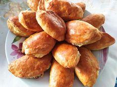Greek Desserts, Greek Recipes, Pretzel Bites, Food And Drink, Appetizers, Potatoes, Pie, Sweets, Bread