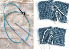 Learn how to choose crochet hooks for your Tunisian crochet projects in this free guide.
