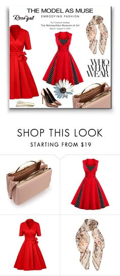 """""""ROSEGAL"""" by selmica11 ❤ liked on Polyvore featuring Eddie Borgo, Roberto Cavalli, Alexander Wang and Who What Wear"""