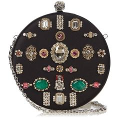 Alexander McQueen Crystal-embellished satin box clutch ($2,257) ❤ liked on Polyvore featuring bags, handbags, clutches, satin clutches, sequin purse, skull clutches, skull box clutch and sequin handbags