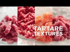 How to prep steak and fish for tartare Salmon Tartare, Steak Tartare, Tartare Recipe, Aioli Recipe, Curry Fried Chicken, Fish Recipes, New Recipes, Mousse, Beef Tataki