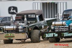 Truck and Tractor Pull Pics - Yellow Bullet Forums